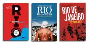 Capas dos livros publicadas no Brasil,     Itália e Inglaterra